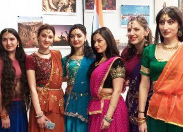 Հնդկականը Գյումրիում կամ՝ «Լոֆթը» «Մերաջուպա» էր պարում