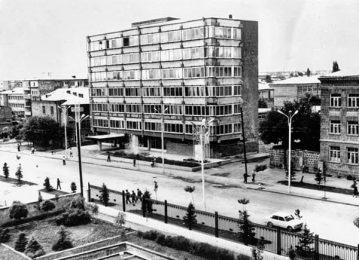 Հիմնականում փլվեցին լենինգրադյան նախագծով շինությունները