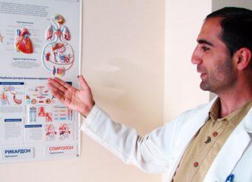 Ամբողջ աշխարհում սիրտ-անոթային հիվանդություններն առաջին տեղն են գրավում