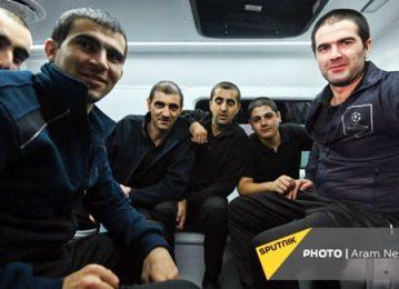 Ադրբեջանից 15 հայ գերի է վերադարձել, բոլորը Շիրակի մարզից են